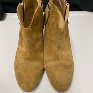 rag & bone Margot Booties Hazel color